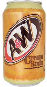 Caffeine In A Amp W Cream Soda