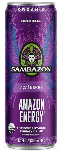 Sambazon, Acai, Organic Freeze-Dried Acai Powder, 90 g - iHerb.com