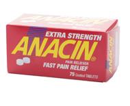 Caffeine In Anacin