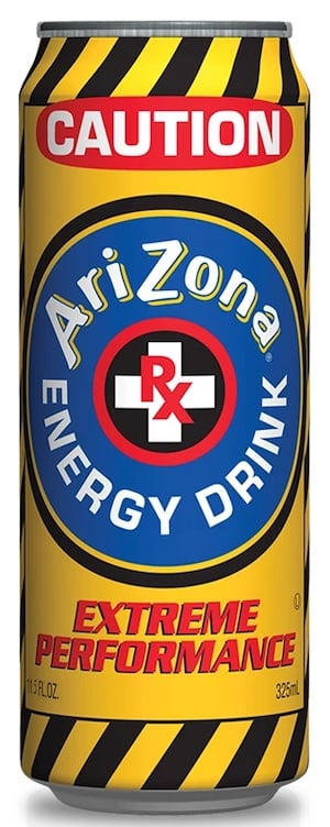 Arizona Energy Drink Rx