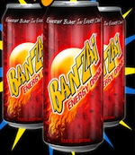 Picture of Banzai Energy Drink
