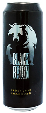 Caffeine In Black Bruin Energy Drink