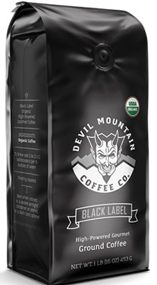 Black Label Brewed Coffee