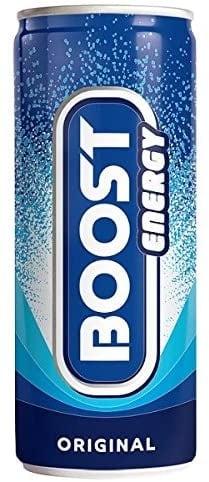 Caffeine In Energy Drinks >> Caffeine in Boost Energy Drink