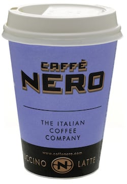 caffe nero coffee How Much Caffeine In A  Oz Cup Of Coffee