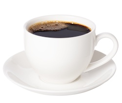 Caffeine In Brewed Coffee
