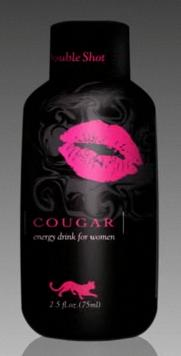 Cougar Double Energy Drink