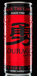 Courage Energy Drink