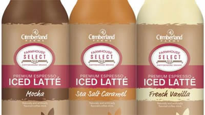 Cumberland Farms Bottled Latte