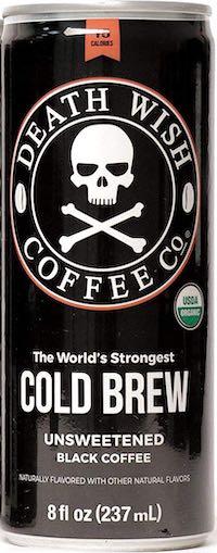 Caffeine In Death Wish Coffee