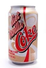is their diet vailla soda