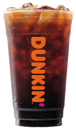Dunkin' Cold Brew