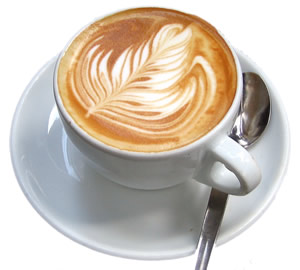how to prepare a flat white coffee