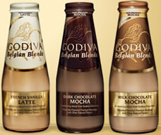 Picture of Godiva Belgian Blends