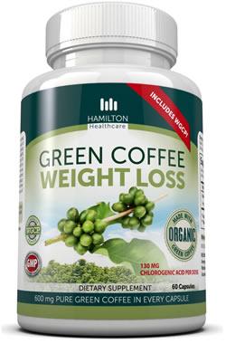 Caffeine In Green Coffee Extract