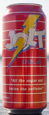 Caffeine In Jolt Cola Energy Drink