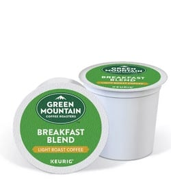 Caffeine in KCup Coffee