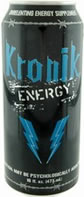 Caffeine In Kronik Energy Drink