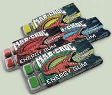Caffeine In Mad Croc Energy Gum
