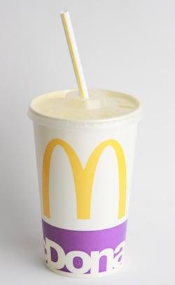 Caffeine in McDonalds Sweet Tea