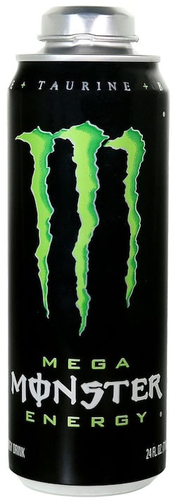 Monster Energy Drink Everyday