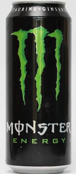 Caffeine In Monster Energy Mexico