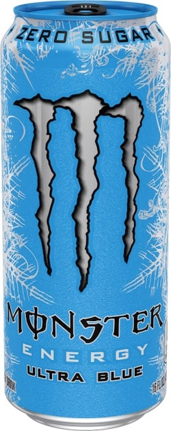 Caffeine In Monster Ultra Energy Drink