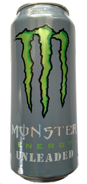 Monster Unleaded