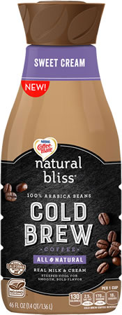 Natural Bliss Cold Brew