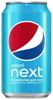 Caffeine in Pepsi Next
