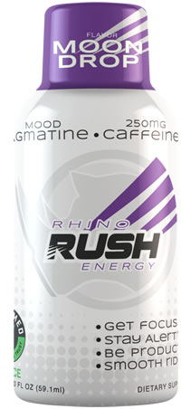 Rhino Rush Energy Shot