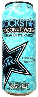 Caffeine In Rockstar Coconut Water