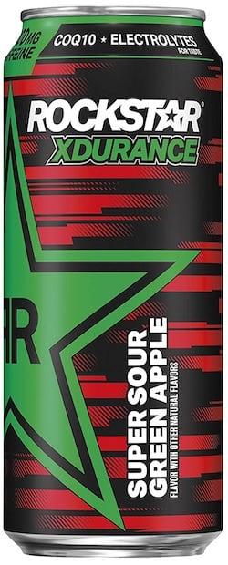 Caffeine In Rockstar Xdurance Energy Drink