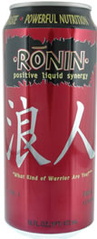 Picture of Ronin Energy Drink