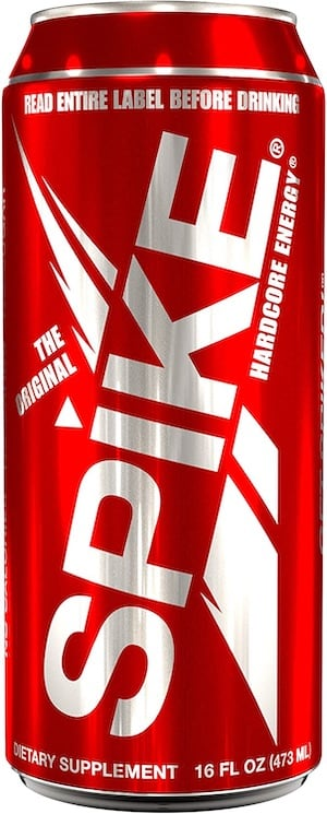 Where To Buy Spike Energy Drink