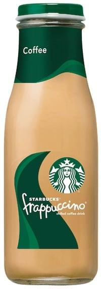 Caffeine Content In Starbucks Bottled Iced Coffee