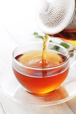 Caffeine in Black Tea