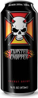 Twisted Chopper Energy Drink