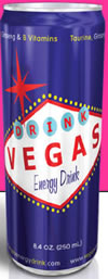 Picture of Vegas Energy Drink