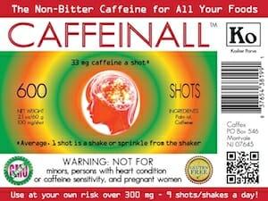 caffeine all