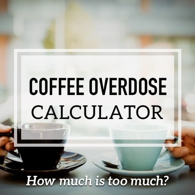 Coffee Calculator How Much Coffee Is Enough For You