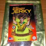 Alien Energy Jerky: Caffeine Laced Beefy Goodness