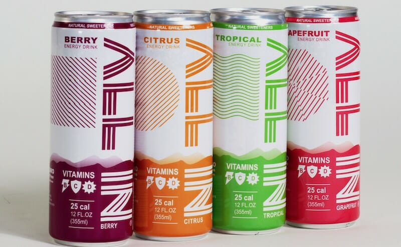 All IN Energy Drinks all four flavors