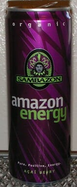 Amazon Energy Drink Review