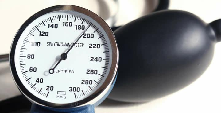 caffeine blood pressure men  and women