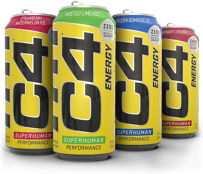 c4 energy drink review