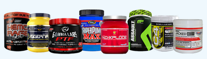 caffeine-workout-supplements