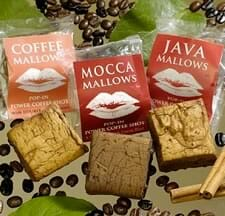 Caffex: Caffeine Marshmallows