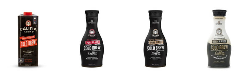 califia farms caffeine
