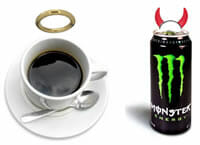 The Coffee and Energy Drink Double Standard
